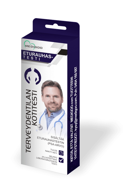 PSA prostata test