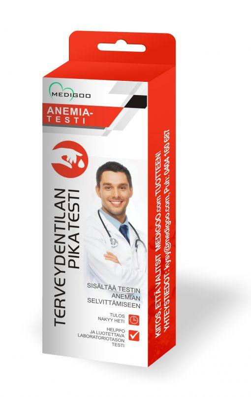 Anaemia test