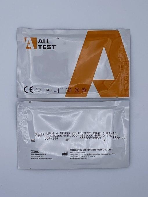 6 drug screen